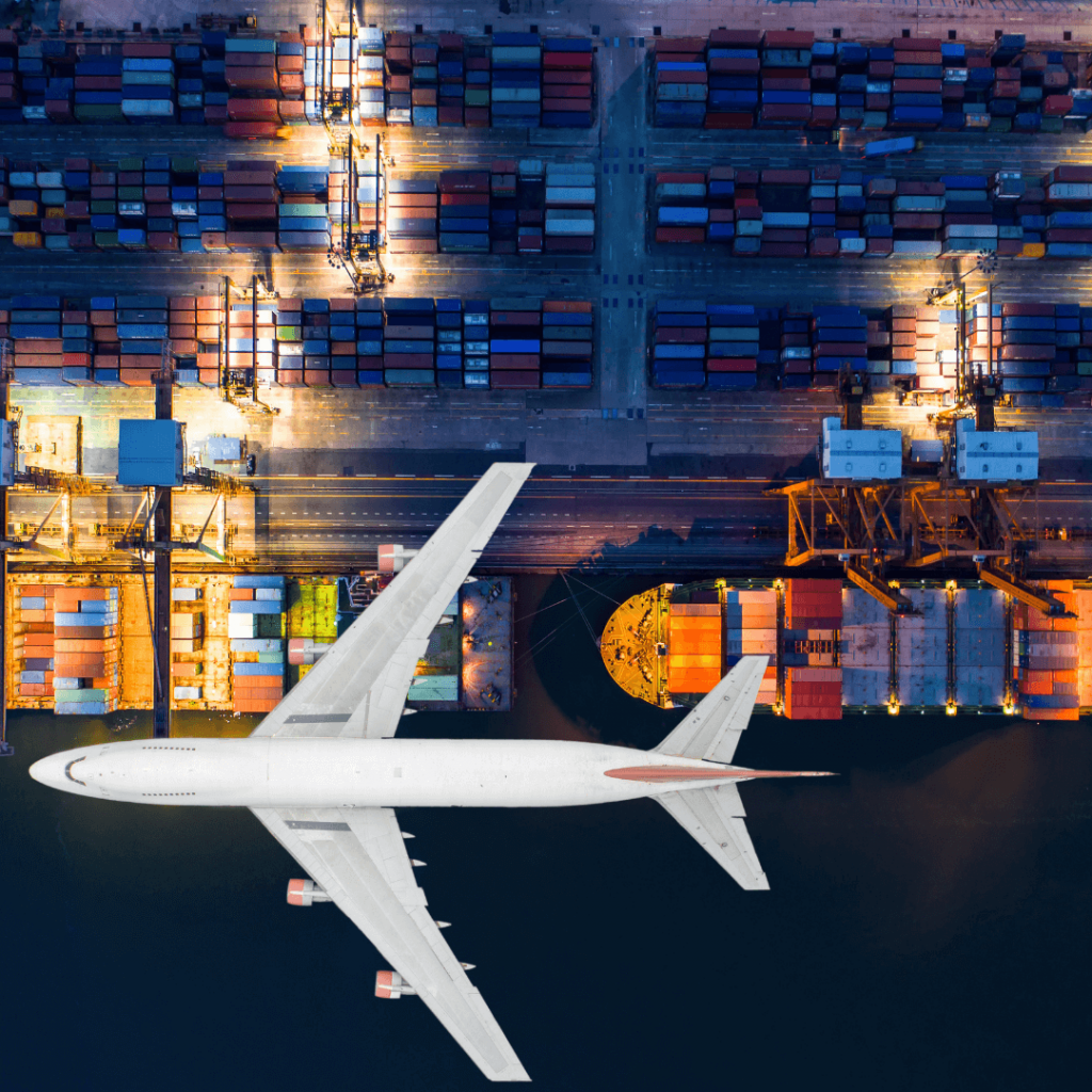 How to send goods to USA from Nigeria