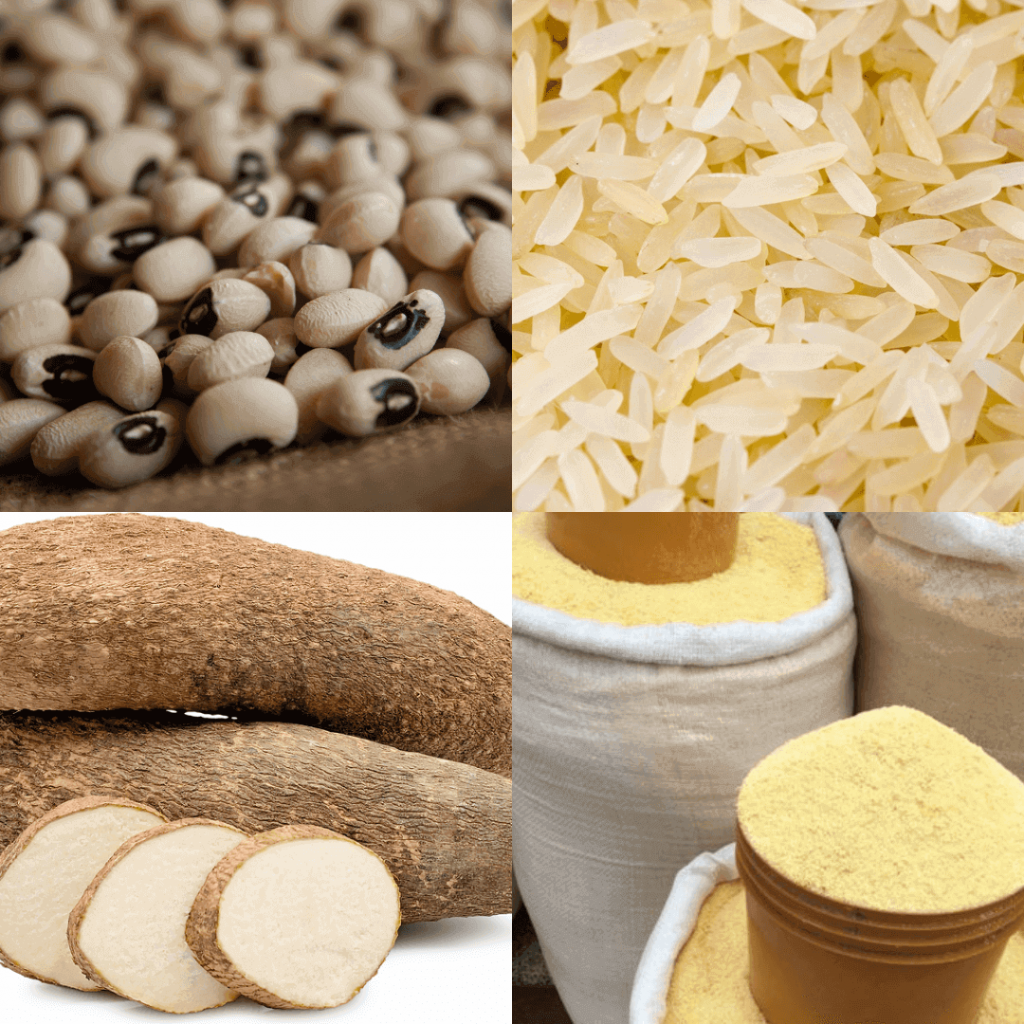 How To Export Foodstuffs From Nigeria to UK